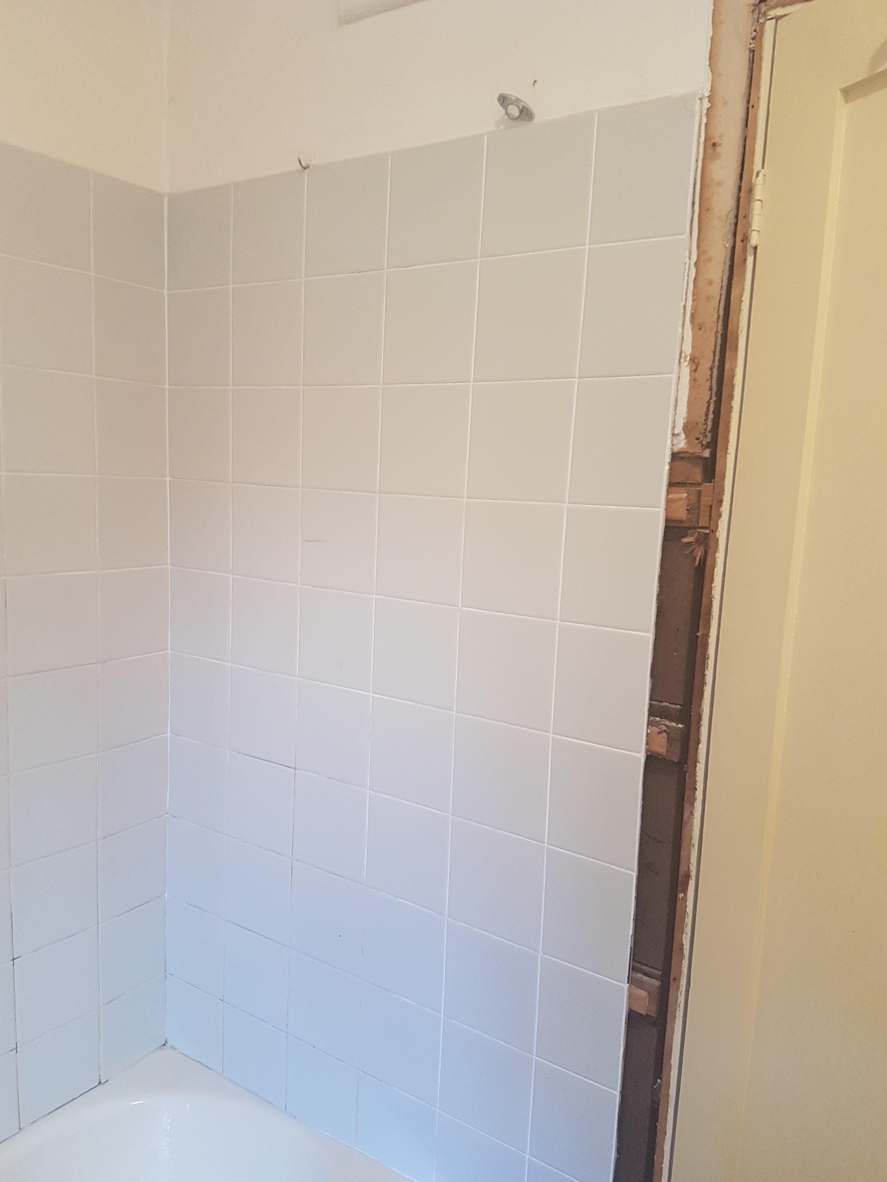 Bathroom Start to Finish 2