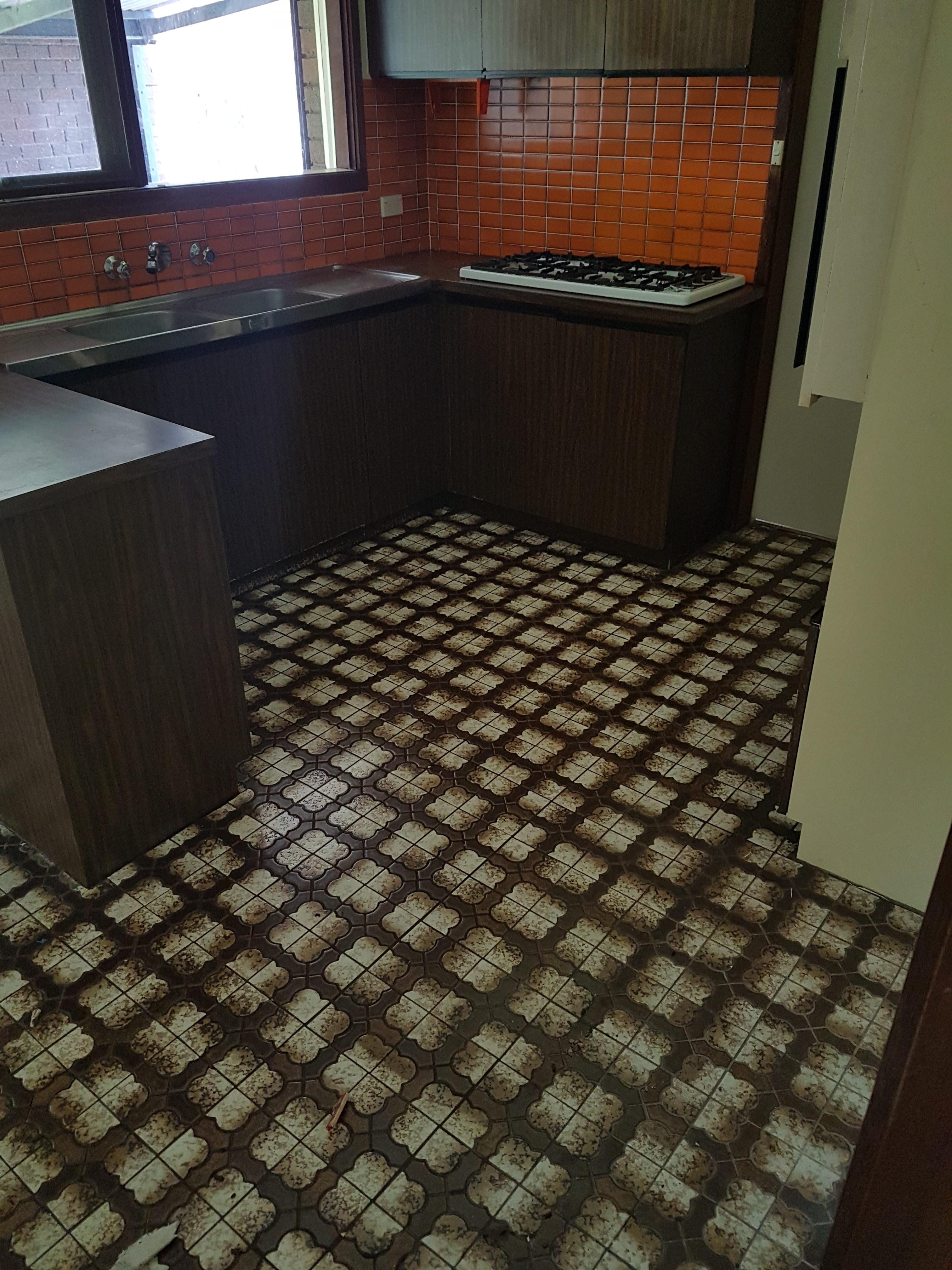 Asbestos Floor Jobs