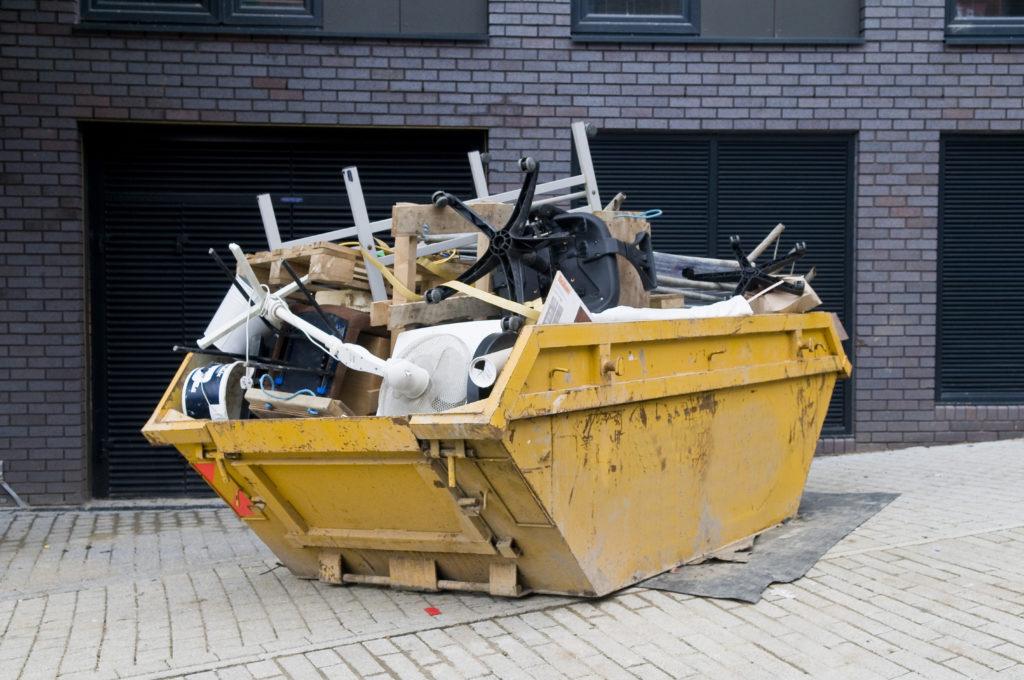 Industrial Rubbish