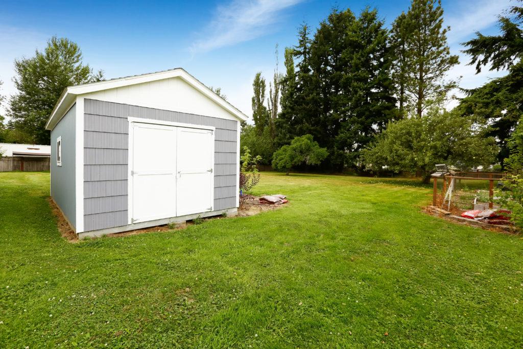 Small Garage