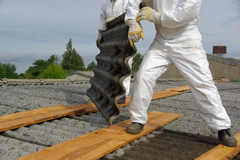 Asbestos Removing